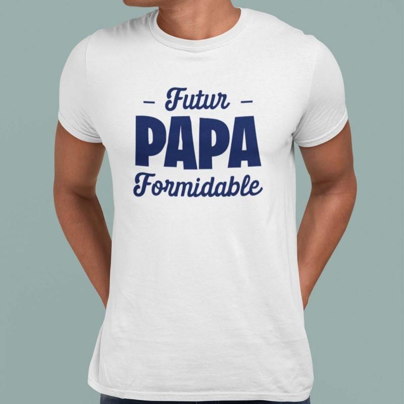 TEE-SHIRT FÊTE DES PÉRES- FUTUR PAPA