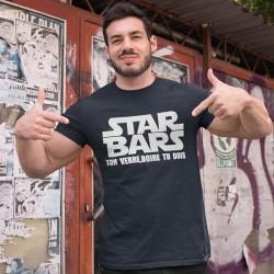 Tee-shirt personnalisé humour apéro pour homme